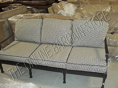 FRONTGATE CARLISLE OUTDOOR Sofa Cushions replacement Chair ...