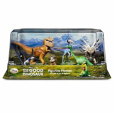 DISNEY ARLO UND SPOT Figuren Play SPIEL Set Butch Thunderclap The Good Dinosaur