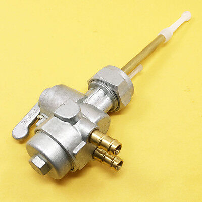 Brand New SUZUKI T250 1969-1972  Fuel Valve Petcock Switch Assembly 22mm