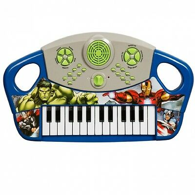 Marvel Avengers Assemble Electronic Keyboard. Shipping Included