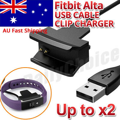 Magnetic Charging Battery Charger Cradle Dock Cable For Fitbit Alta Smart Watch