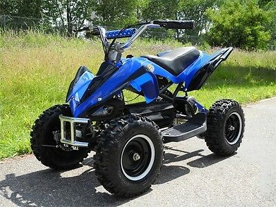 "Electric Mini Quad 800W Kids Bike 36V 6"" Wheels ATV Junior Moto Dirtbike Midi"