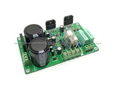 Audio LM3886 Amplifier Board DIY Kit for HiFi (With Speaker Protection)