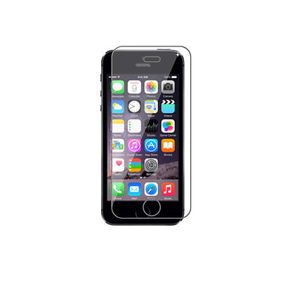 Mobile Mob Tempered Glass Screen Protector For Apple iPhone 5C 5S SE