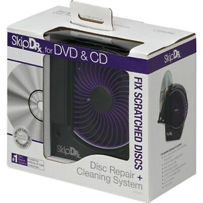 Digital Innovations 4070300 SkipDr 4070300 Disc Repair Cleaning System