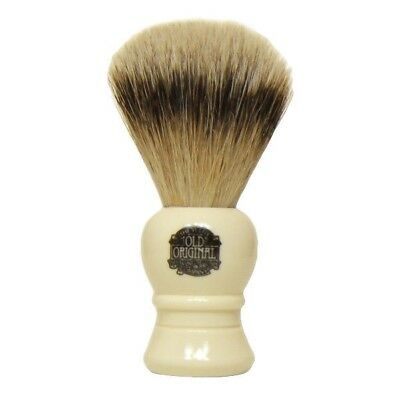 Vulfix Shaving Brush Super Badger Ivory Resin 2233S