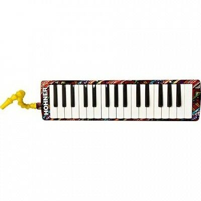 Hohner 32-Key Airboard with Bag and Blowflow Mouthpiece. Huge Saving