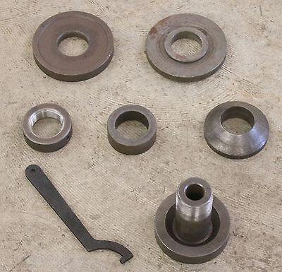 "RELS / Van Norman Hubless Rotor Kit for Brake Lathe 1"" Arbor same as Ammco 8800"