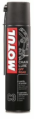 Motul MC Care™ C3 Chain Lube Off Road Kettenspray 400ml für Motocross Enduro