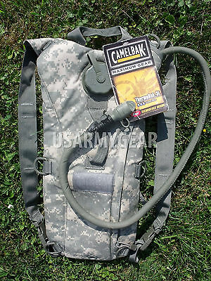 NEW ACU MOLLE Camelbak Hydration System / Bladder / Carrier ThermoBak 100 oz 3L