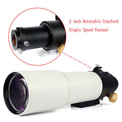 New Product 90mm F500 Refractor Astronomical Telescope OTA DSLR Photography