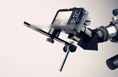 Spotting scope astronomical telescope Universal mount for camera iphone phone