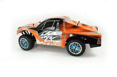 Amewi Short Course RC Truck Brushless 1:10 RTR 2,4 GHz 4x4 Crawler REDUZIERT!