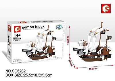One Piece Going Merry Ship Collection Model Kit DIY Figure Anime Building Blocks