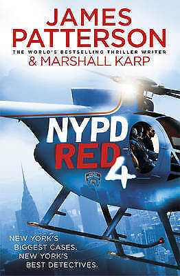 NYPD Red 4 - Book by James Patterson (Paperback, 2016)