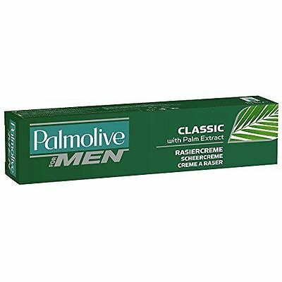 Palmolive For Men Classic Palm Extract Shave Cream Foam 100Ml