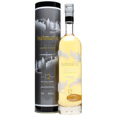 Inchmurrin 12 Year Old Scotch Whisky 700Ml