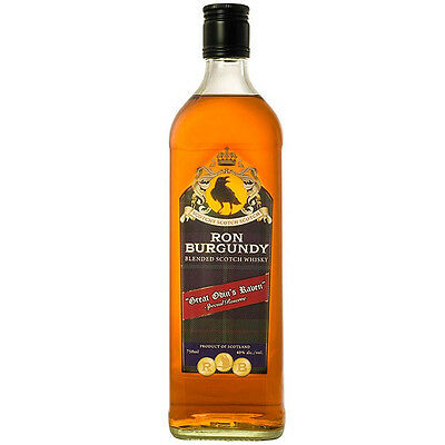 Ron Burgundy Blended Scotch Whisky 700mL