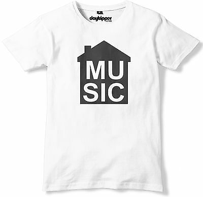 House Music Mens Premium T-Shirt