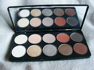 Motives Mavens Demure Palette - Includes 10 shades - Brand New, Factory Sealed
