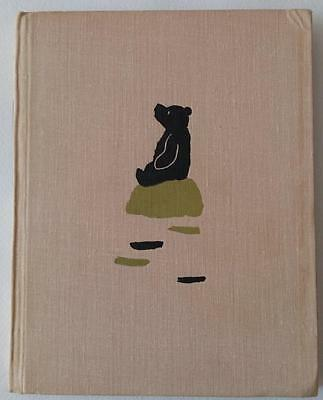 1965 Winnie the Pooh and all-all-all Milne in Russian Soviet Book Art. Diodorov