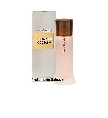 LAURA BIAGIOTTI ESSENZA DI ROMA DONNA EDT NATURAL SPRAY VAPO - 100 ml