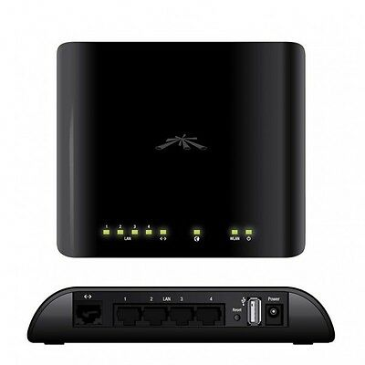 AirRouter Ubiquiti Networks Access Point 150Mbps 802.11b/g/n client wds USB