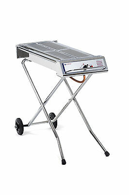 Hendi Xenon Pro Gas Barbeque (148105) - Ideal for commercial bbq - NEW!