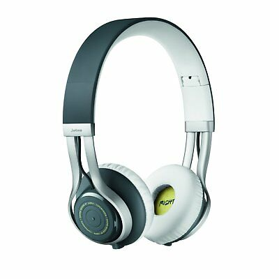 Jabra Revo Wireless Kopfhörer Stereo-Headset Bluetooth 3.0 NFC grau