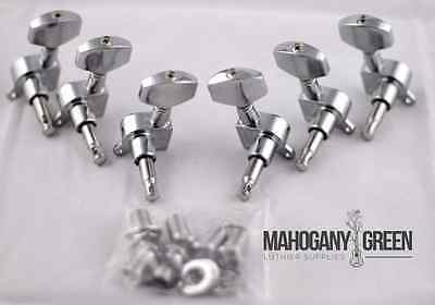MG 3L3R Guitar Tuners Machine Heads Tuning Pegs Acoustic Electric