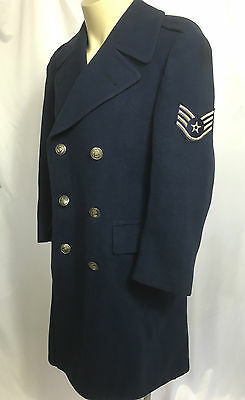 1949 US Air Force Heavy Winter Overcoat