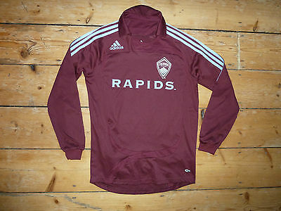 COLORADO RAPIDS football shirt SMALL 2007 SOCCER jersey CAMISETA MAGLlA MLS
