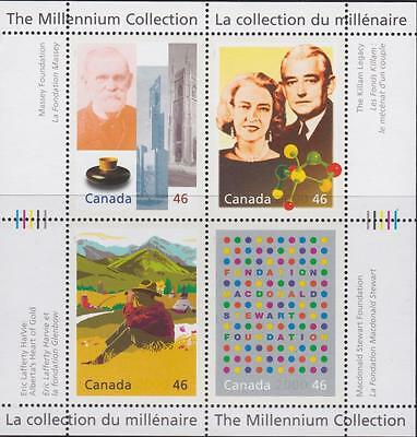 CANADA 2000 Millennium collection #1830 – 13 Tradition of Generosity
