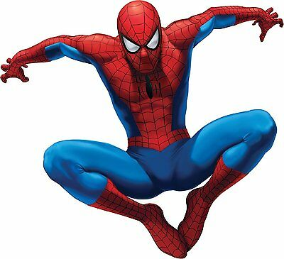 Marvel Superheroes Comic Avengers Amazing Spider man Giant Wall Decal Sticker