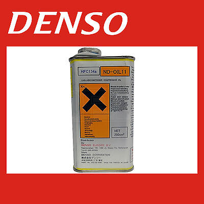 DENSO A/C - Air Conditioner Compressor Oil - 042198-0080 - ND-11 - 250cc