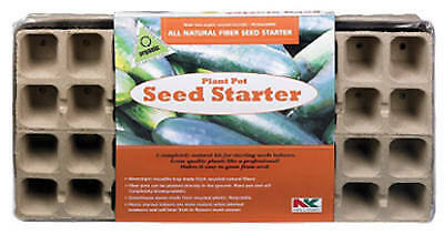 Plantation Products FT36HFB Plant Seed Starter Tray, 36 Cells