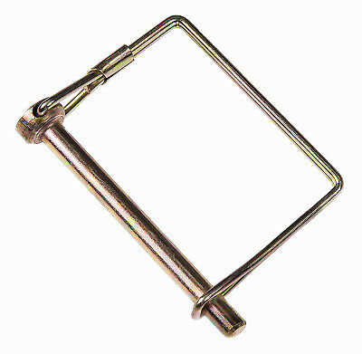 Double Hh Mfg 81981 5/16 x 2-1/4 Wire Lock Hitch Pin