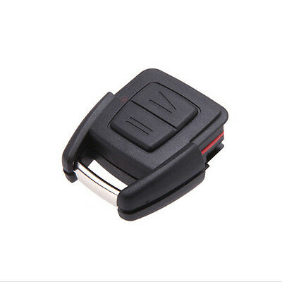 Replacement Remote Key Fob Case 2 Buttons for Opel/Vauxhall Astra Vectra Zafira
