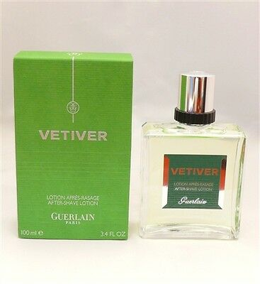 GUERLAIN VETIVER UOMO AFTER SHAVE LOTION - 100 ml