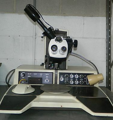 K&S Kulicke & Soffa 4123 Wire / Wedge Bonder with Bausch & Lomb Scope