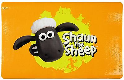 Shaun the Sheep Dog Cat Place Mat Plastic Non-Slip