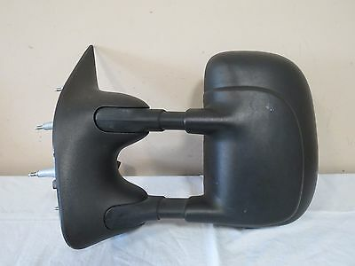09-16 Ford e150 e250 e350 SD Van Side View Mirror EXTENDABLE Left DRIVER OEM