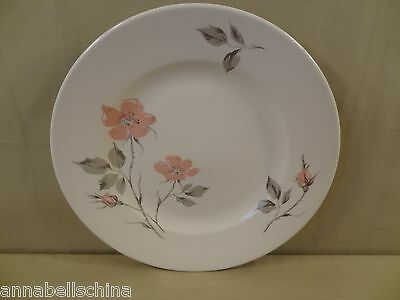 "Knowles, Edwin ""Dawn Rose"" Dinner Plate"