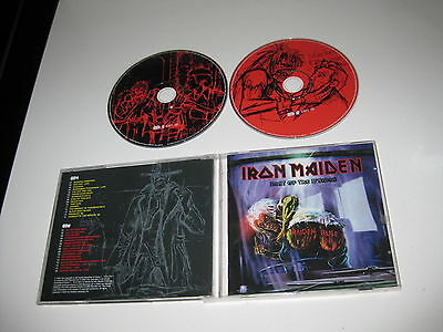 Iron Maiden 2 Cd Best Of The B Sides  Maiden Rule