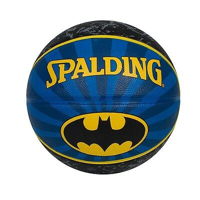 Spalding Outdoor Basketball Batman Size 5. Free Delivery