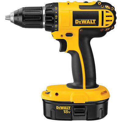 "DeWALT DC720KR 18V 1/2"" (13mm)  Compact Drill/Driver (TOOL ONLY) w/WARRANTY"