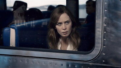 "3009 Hot Movie TV Shows - The Girl on the Train 5 42""x24"" Poster"