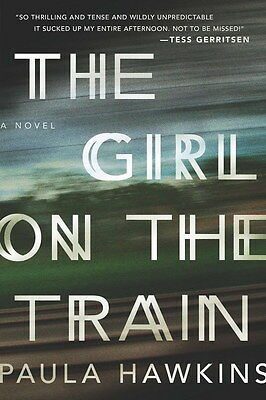 "3012 Hot Movie TV Shows - The Girl on the Train 8 24""x36"" Poster"