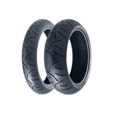 Motorcycle Tyres Bridgestone BT014 120/70/ZR17 & 180/55/ZR17 Pair Deal *NEW*