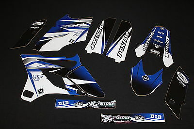 Yamaha Yz 85 Pts Two 2015-2016 Mx Graphics Decals Kit Stickers